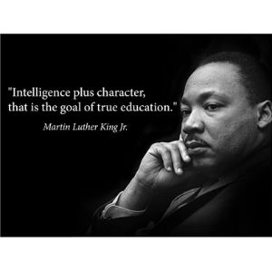 Young N Refined Martin Luther King Famous Quote