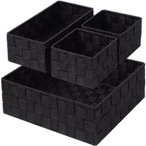 Posprica Desk Storage Box Organizer
