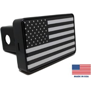 Bright Hitch Jeep Light Hitch Cover