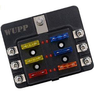 Wupp Marine Relay Box