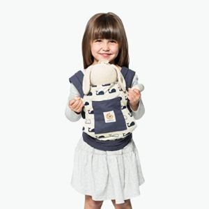 Ergobaby Pattern Baby Doll Front Carrier