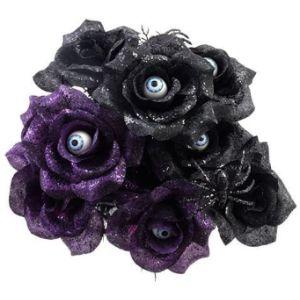 Haunted House Eyeball Flower