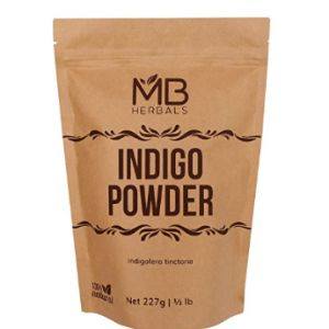 Mb Herbals Herbal Indigo Powder