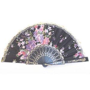 Handfan Flower Power Fan