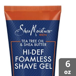 Shaving Without Foams