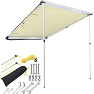 Yescom Truck Bed Tent With Screen Room