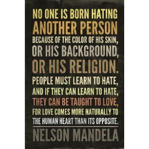 Poster Foundry Nelson Mandela