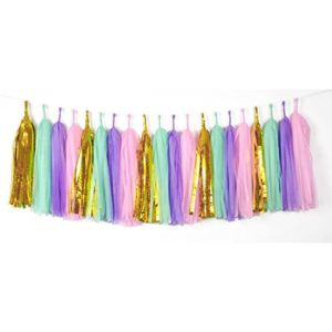 Mefuny Tassel Garland Wedding