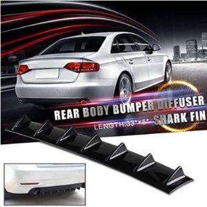 Wrx Rear Bumper Diffuser