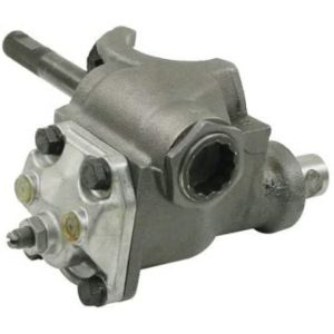 Foreign Parts Distributors Worn Steering Gear