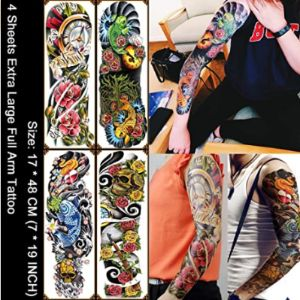 Kotbs Equipment Temporary Tattoo