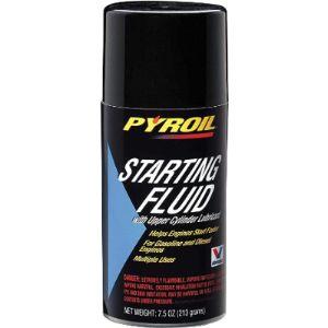 Pyroil Aerosol Starting Fluid
