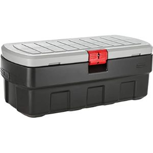 Rubbermaid Lockable Plastic Tool Box