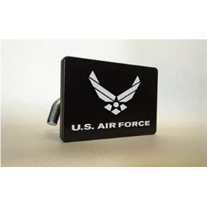 Bestlicenseplateframes Air Force Trailer Hitch Cover