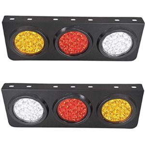 Toppower Covers Trailer Tail Light