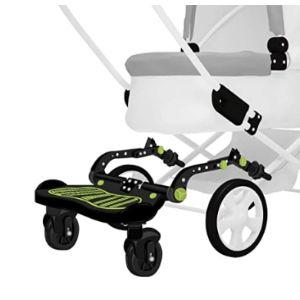 W Whysgiving Skateboard Baby Stroller