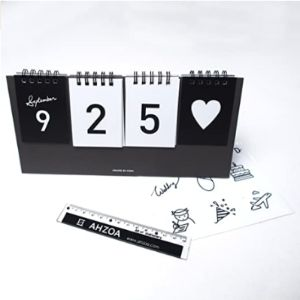 Ahzoa / Iconic Custom Mini Calendar