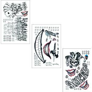 Visit The Dalin Temporary Tattoo Store Joker Tattoo Design