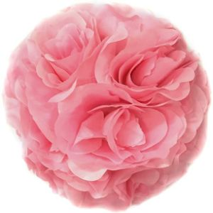 Ben Collection Pink Flower Ball