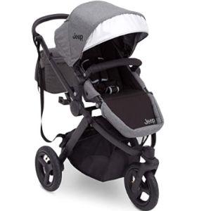 Delta Children Baby Stroller Place