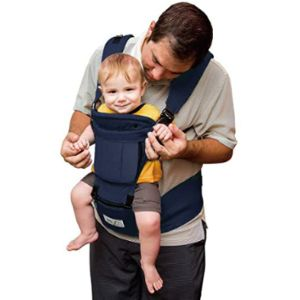 Baby Steps Lumbar Support Baby Carrier