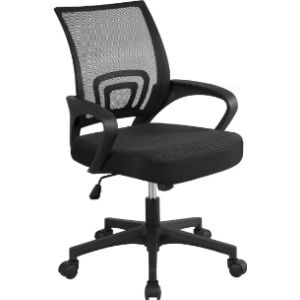 Topeakmart Ergonomic Rolling Chair