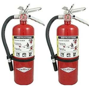Amerex Wet Agent Chemical Fire Extinguisher