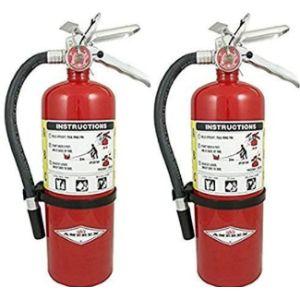 Amerex Marine Grade Fire Extinguisher
