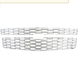 Visit The Oxgord Store Chevy Grille Insert