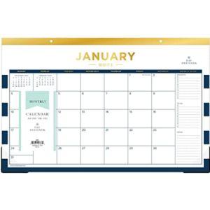 Blue Sky 11 X 17 Desk Pad Calendar