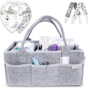 Putska Caddy Organiser Baby Change Table