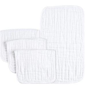 Ppogoo Pattern Flannel Burp Cloth