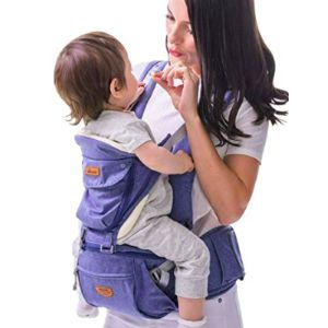 Sunveno Lumbar Support Baby Carrier
