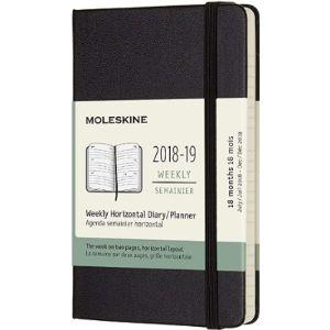 Moleskine Weekly Horizontal Planner