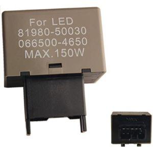 Dewhel 8 Pin Flasher Relay