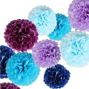 Sqb Blue Tissue Paper