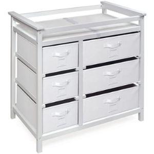 Visit The Badger Basket Store Modern Baby Dresser Changing Table
