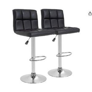 Bestoffice Stool Leather Seat