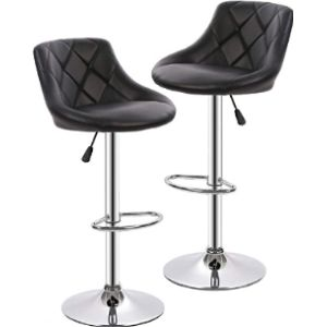 Visit The Bestoffice Store Bar Stool Chair Set