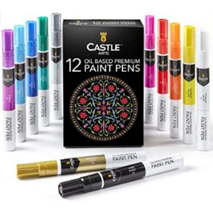 Castle Art Supplies Tree Oil Pastel