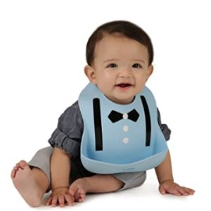Pokababy Rubber Baby Bib