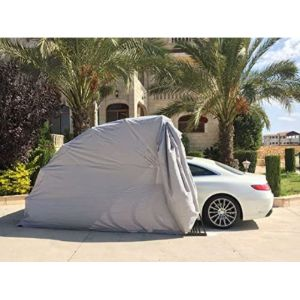 Ikuby Weather Durable Car Tent