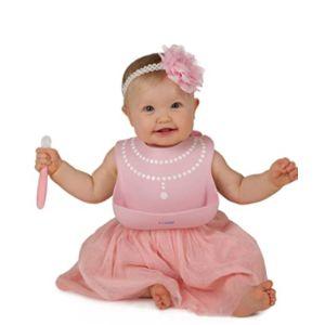 Pokababy Baby Bib Necklace