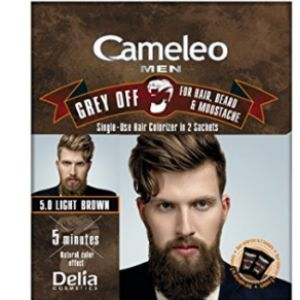 Delia Cosmetics Beard Dye Without Ammonia