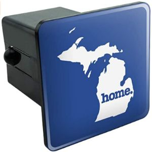 Graphics And More Michigan Trailer Hitch Cover