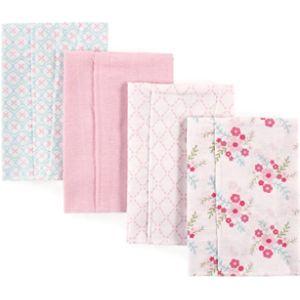 Luvable Friends Burp Cloth Gift Set