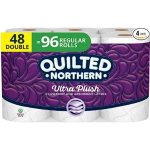Quilted Northern Ultra Plush Target Tissue Paper