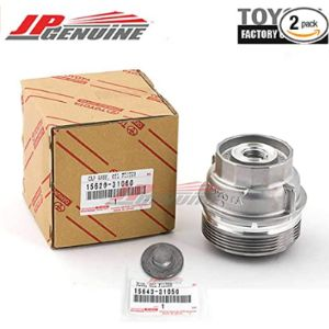 Genuine Toyota Housing Replacement Cost Oil Filter