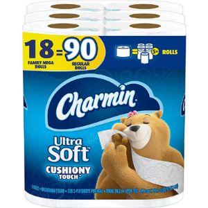 Charmin Brand Tissue Paper
