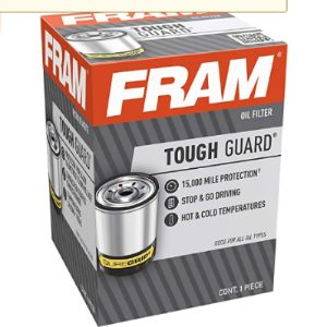 Fram Replacement Cost Oil Filter